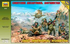 SOVIET PARATROOPS AFGHANISTAN