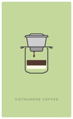 Vietnamese Coffee - I have this :)