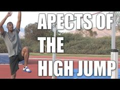 Aspects of the High Jump : High Jump Tips - YouTube