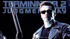 Terminator 2: Theme - HD - I love this theme to this day. And not just because of the epic beginning and end. ;)