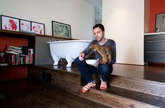 Freunde von Freunden: Sogar die Katze ist stilvoll – Seite 11 | Lebensart | ZEIT ONLINE