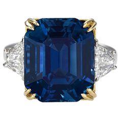 $6,500,000 Sapphire ring 1stdibs.com