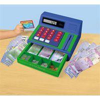 Real-Working Cash Register