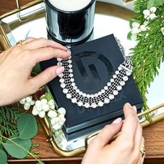 The Winter Box of Style by The Zoe Report Hero item is this gorgeous, statement, Zoey necklace from Dylanlex. Join now & save $10 off your 1st box! http://www.findsubscriptionboxes.com/a-closer-look/rachel-zoe-box-of-style-winter-2016-box-spoilers/?utm_campaign=coschedule&utm_source=pinterest&utm_medium=Find%20Subscription%20Boxes&utm_content=Rachel%20Zoe%20Box%20of%20Style%20Winter%202016%20Box%20Spoilers%20%2B%20Coupon  #BoxofStyle