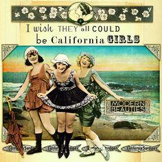 California Girls   by ms.bailey