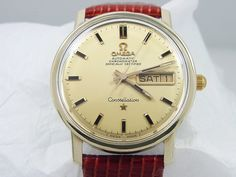 1968 OMEGA CONSTELLATION AUTOMATIC DAY/DATE
