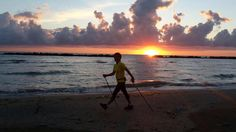 The best way to start or finish the day is with www. Walking Poles, Nordic Walking, Low Impact Workout, See Videos, Kinds Of People, Nova Scotia, Cross Training, Cape Town, Sunsets