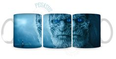 Caneca Game of Thrones - White Walker