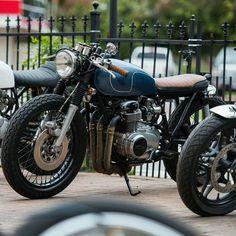 Honda CB 550 #caferacer discover #motomood