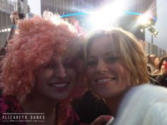 The London premiere of The Hunger Games #HungerGames