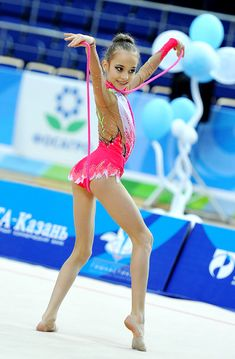 Daria Pridannikova (Russia), junior
