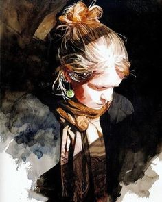 - Liu Yun Sheng - #watercolor #paint #painting #art #watercolorpainting
