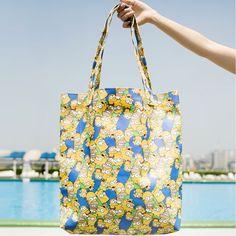 New Simpson Beach Bag Women Rare Travel Tote School Shoulder Handbag waterproof  #SimpsonGmarketKoreacollaborationlimited