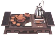 Chinese Tea Set, someday I'll get this one for myself when I'm in Taiwan ;)