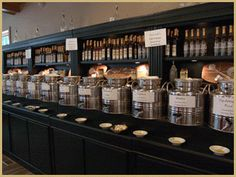 The Barrel Room at Fish Creek, Wisconsin. (6/2012). Wine & olive oil tasting.  Purchased hot cherry salsa.  Very good!