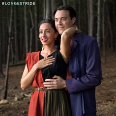 Oona Chaplin (Young Ruth) and Jack Huston (Young Ira) - The Longest Ride directed by George Tillman Jr. (2015) #nicholassparks