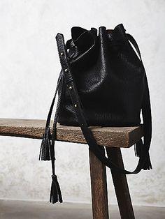 Bleeker Bucket Bag....x