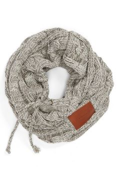 Bickley + Mitchell Drawstring Neck Warmer available at #Nordstrom