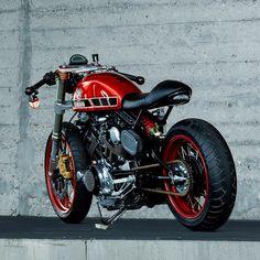 Yamaha xv1000 tr1 Vigaro cafe racer