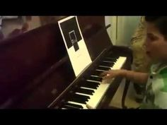 12 year old piano player