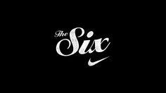 The Six Nike Logo