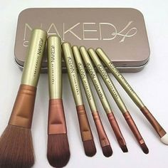 Naked4 Make up Brush Available @makeup4everoriginal