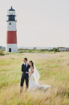 Lighthouse Wedding Photos by Zofia & Co. Photography. @Anna Johnson this has you written on it!!
