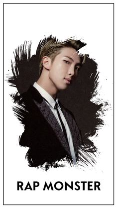 21 ideas for bts wallpaper rap monster wallpapers Jhope, Namjoon, Jimin, Bts Bangtan Boy, Taehyung, Bts Rap Monster, Foto Bts, Bts Photo, Bts Lockscreen