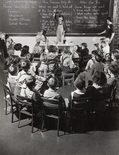 Hansel Mieth, Model School; Schools in Springfield, Missouri are a showcase of progressive education, 1940