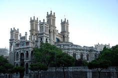 Madrid, Hospital de Maudes by José Manuel Azcona
