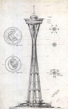 Space Needle John Graham & Company