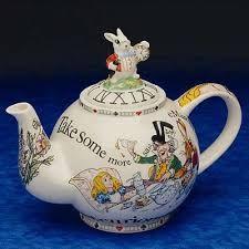 Resultado de imagen para alice in wonderland disney tea party