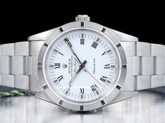 Rolex Air King Rolex Airking Ref Usato Nuovo Prezzo Rolex Air King, Prezzo, Michael Kors Watch, Omega Watch, Accessories, Watches Michael Kors, Jewelry Accessories