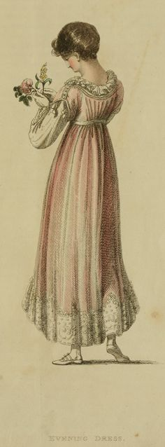 EKDuncan - My Fanciful Muse: Regency Era Fashions - Ackermann's Repository 1815