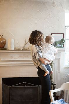 Nashville Painter And Mother Emily Leonard Southard; Photo by James Kicinski-McCoy