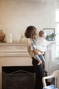Nashville Painter And Mother Emily Leonard Southard; Photo by James Kicinski-McCoy