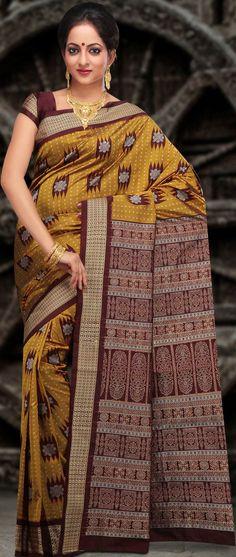 Traditional Weaves of Orissa Sari