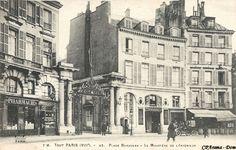 Place Beauveau.