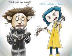 Break your face by QGildea.deviantart.com on @deviantART