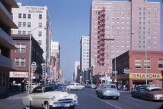 Wichita, Kansas, 1952-I was born in Wichita in 1955