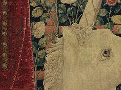 #1 Mystic Capture of the Unicorn Unicorn Tapestries, Tapestry, Unicorn Tattoos, The Last Unicorn, 16th Century, Unicorns, Horn, Mystic, Tattoo Ideas