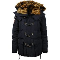Angel Cola Men's Down Coats Fur Collar Hooded Winter Parka Jacket  http://www.yearofstyle.com/angel-cola-mens-down-coats-fur-collar-hooded-winter-parka-jacket-2/