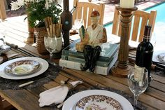 fathers day table