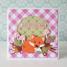 Marianne Design Cards, Autumn Cards, Mice, Birthday Wishes, Card Ideas, Kittens, Stamp, Inspiration, Animal Cards
