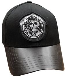 Sons Of Anarchy The Reaper Baseball Hat 000c10354794