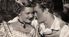 Marianne Krencsey and Iván Darvas in Liliomfi Dance Movies, Big Love, Old Movies, Mtv, Old Photos, Movie Stars, Actors & Actresses, Famous People, Pin Up