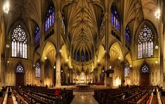 Saint++Patrick's+Cathedral,+New+York+City,+USA