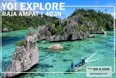 #explorerajaampat  #book at yoexplore.co.id Get 10%off.  Why book with #yoexplore : (1) best price offered by our verified professional local tour operator/local guide; (2) secured transaction platform (#sslcertificates) (3) #payment option by #paypal #creditcard powered by #paypal  or payment system powered by reputable local privider (4) enjoy #point and #reward program  #exploreindonesia  #traveltrip  #adventureanywhere  #adventureindonesia  #paketwisatamurah  #tourandtravel  #tourpackage…