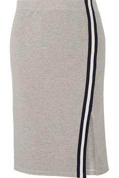 Jupe Splendid - jersey de coton & modal, 150€ sur Net à Porter