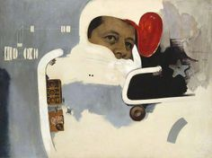 Richard Hamilton, Towards a definitive statement on the coming trends in men's wear and accessories...., 1962